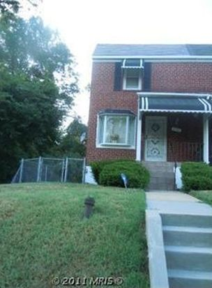 3138 Piedmont Ave, Baltimore, MD 21216