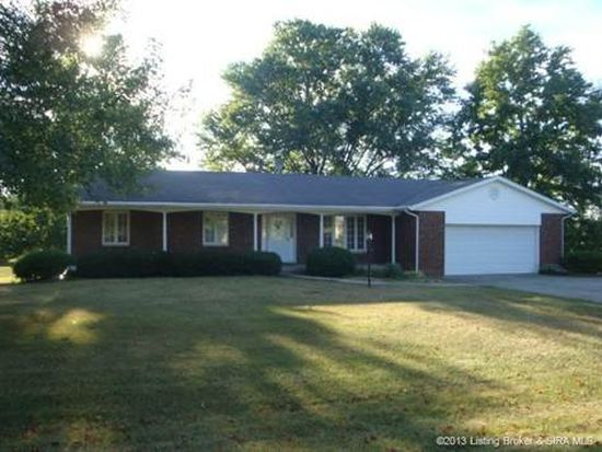 101 Lakeview Dr, Salem, IN 47167
