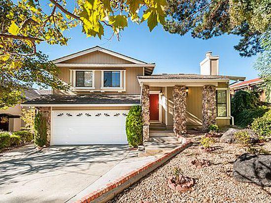 1811 Canyon Oak Ct, San Mateo, CA 94402