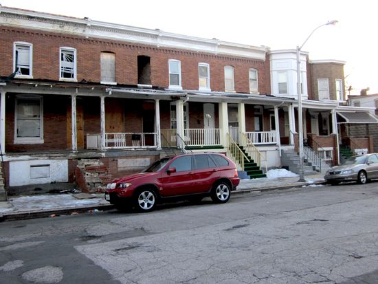 2011 Westwood Ave, Baltimore, MD 21217