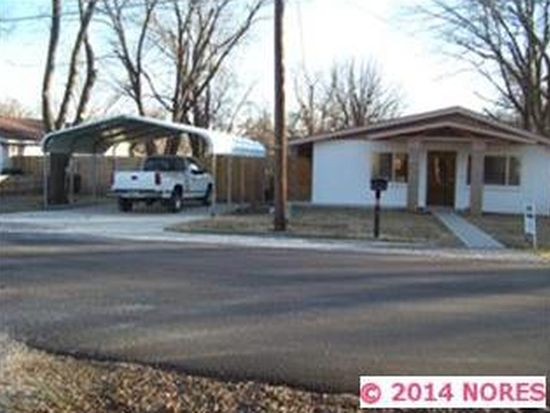 1321 W Haskell St, Claremore, OK 74017