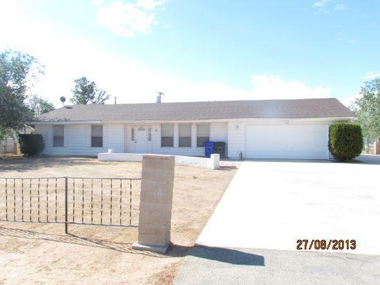 22453 Ramona Ave, Apple Valley, CA 92307