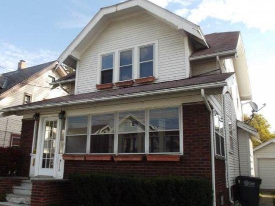 4112 Commonwealth Ave, Toledo, OH 43612
