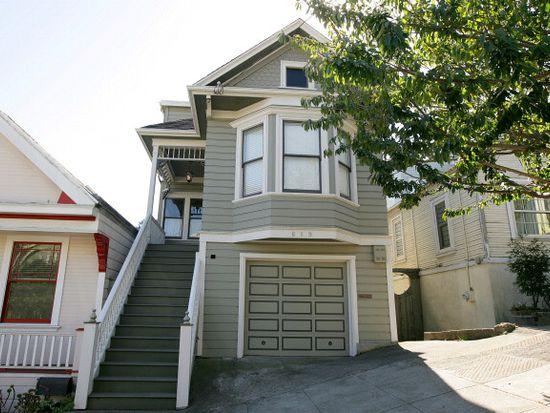 619 29th St, San Francisco, CA 94131
