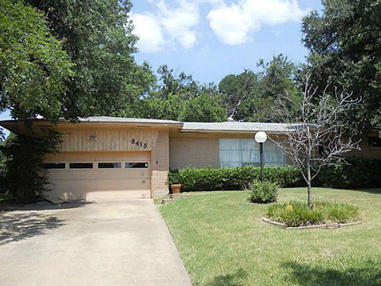 8415 San Leandro Dr, Dallas, TX 75218