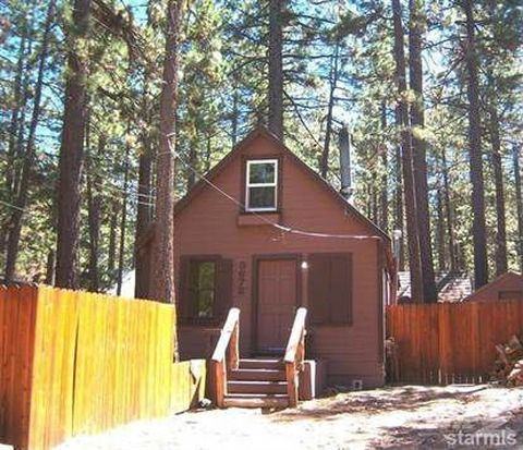 3672 Forest Ave, South Lake Tahoe, CA 96150