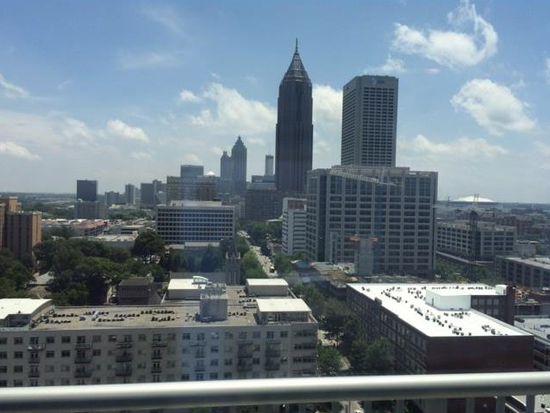 855 Peachtree St NE # 1707, Atlanta, GA 30308