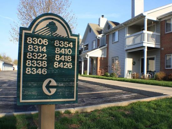 8306 Glenwillow Ln UNIT 102, Indianapolis, IN 46278