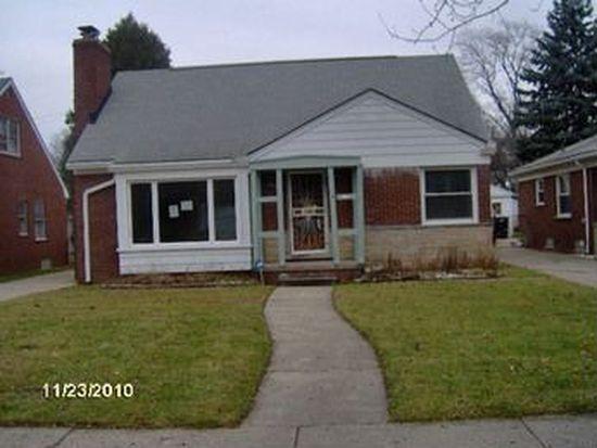 17184 Lenore, Detroit, MI 48219