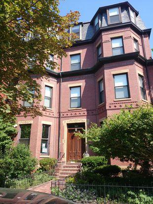 363 Marlborough St APT 4, Boston, MA 02115