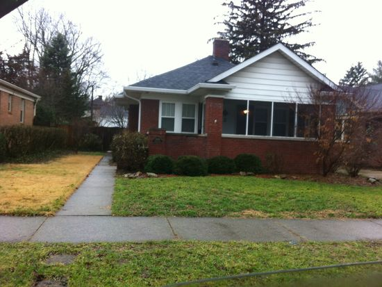 5638 Carrollton Ave, Indianapolis, IN 46220