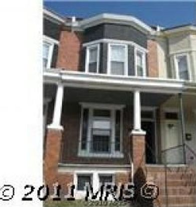 432 E 28th St, Baltimore, MD 21218