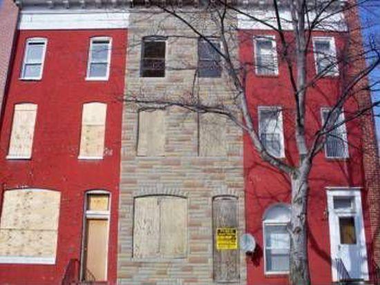 2044 E Hoffman St, Baltimore, MD 21213