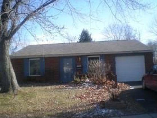 812 Eliots Oak Rd, Columbus, OH 43228
