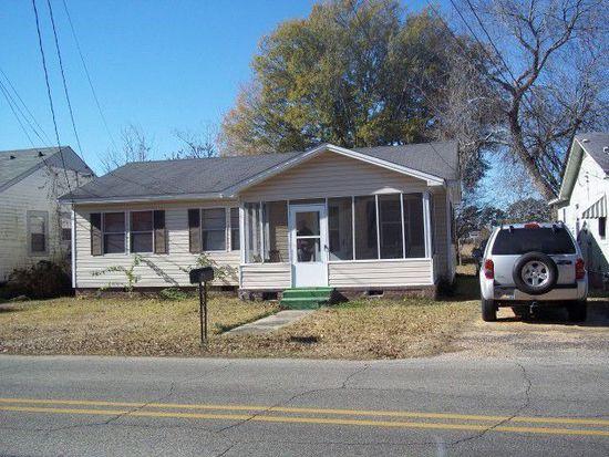 512 N 19th Ave, Hattiesburg, MS 39401