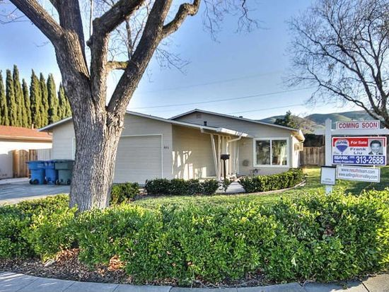 466 Roswell Dr, Milpitas, CA 95035