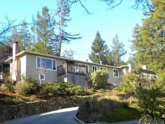 107 Russell Ave, Portola Valley, CA 94028