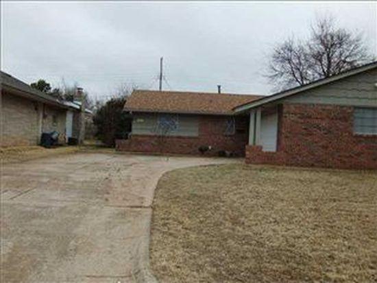 5616 NW 61st St, Warr Acres, OK 73122