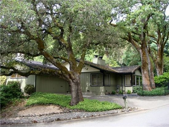10 Wolfe Glen Way, Kentfield, CA 94904