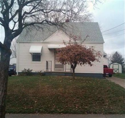 1177 Lindsay Ave, Akron, OH 44306