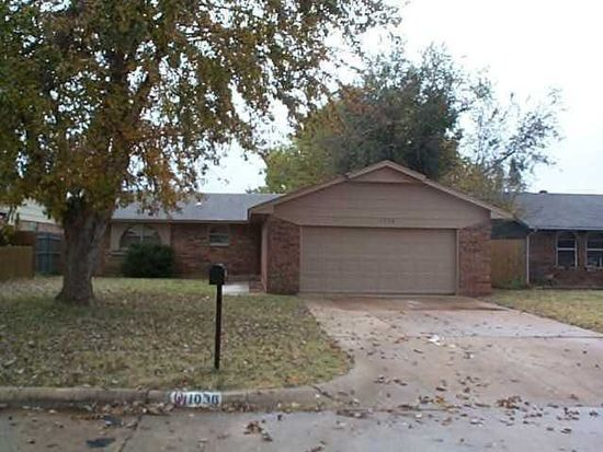 1036 NW 25th St, Moore, OK 73160