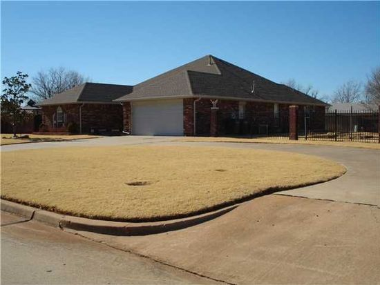 4245 Angela Dr, Del City, OK 73115