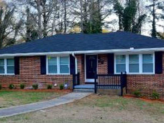 3146 Panther Trl SW, Atlanta, GA 30311