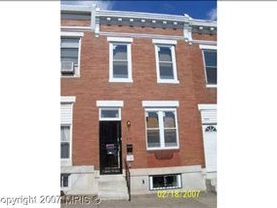 3036 Mcelderry St, Baltimore, MD 21205