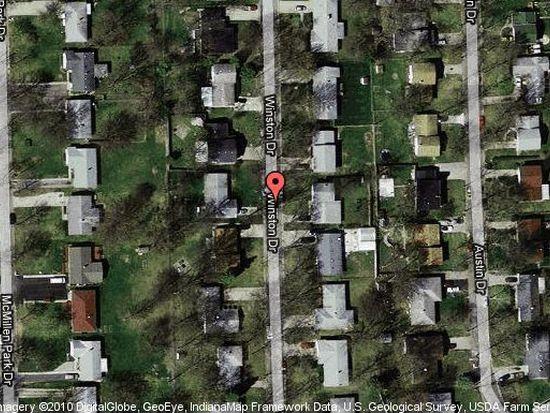 4403 Winston Dr, Fort Wayne, IN 46806