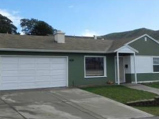 539 Perry Ave, Pacifica, CA 94044