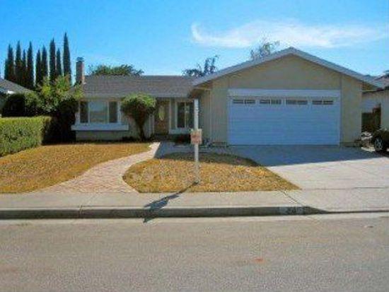 28 Finchwell Ct, San Jose, CA 95138