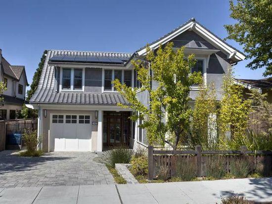 1452 Drake Ave, Burlingame, CA 94010