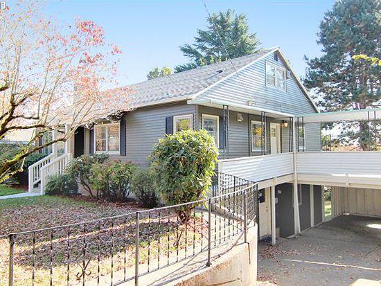 7236 SE Mill St, Portland, OR 97215