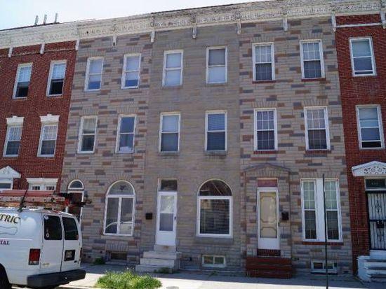 829 W Cross St, Baltimore, MD 21230