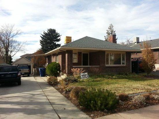 1332 E Thornton Ave, Salt Lake City, UT 84105