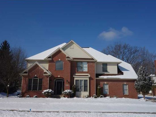9634 Woodlands Dr, Fishers, IN 46037
