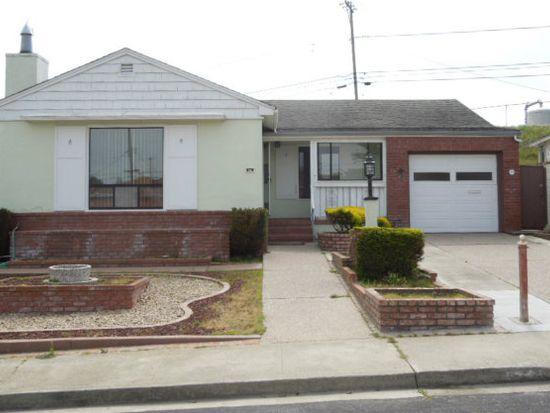 54 Greenwood Dr, South San Francisco, CA 94080