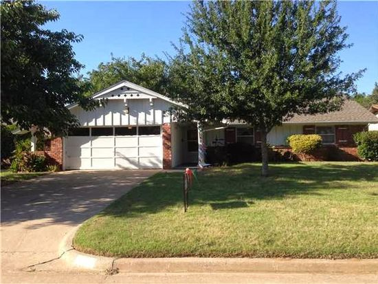 7813 NW 28th Ter, Bethany, OK 73008