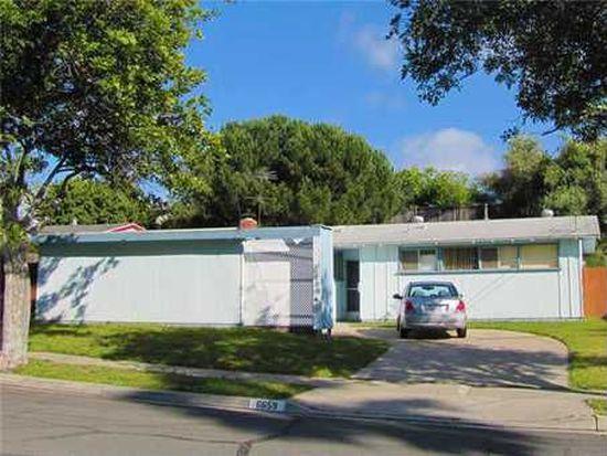 6659 Ballinger Ave, San Diego, CA 92119