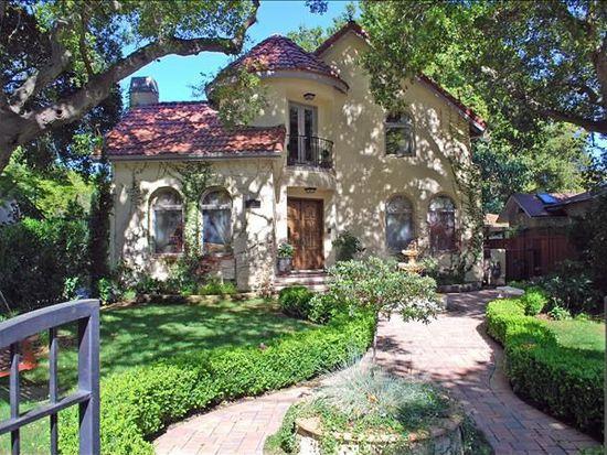 151 Churchill Ave, Palo Alto, CA 94301