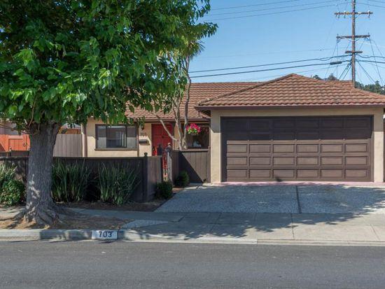 703 Hiller St, Belmont, CA 94002