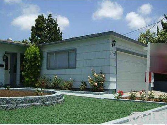 8422 Highwood Dr, San Diego, CA 92119