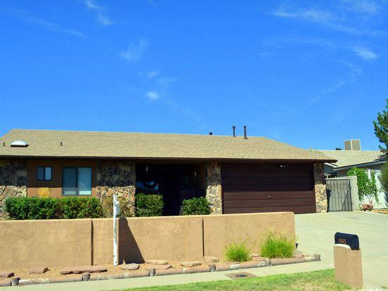 801 Cesars Palace Dr NW, Albuquerque, NM 87121