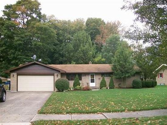 5124 Evergreen Dr, North Olmsted, OH 44070