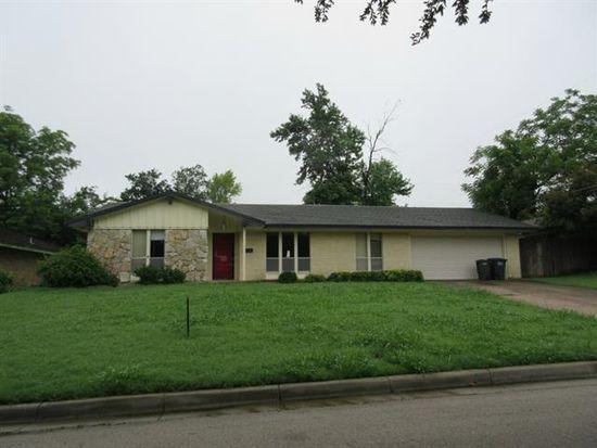 4709 Wheelock Dr, Fort Worth, TX 76133