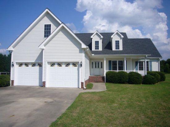 114 Ferrell Dr, Goldsboro, NC 27530