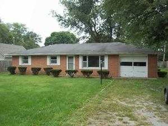 1271 Pearl St, Taylorsville, IN 47280