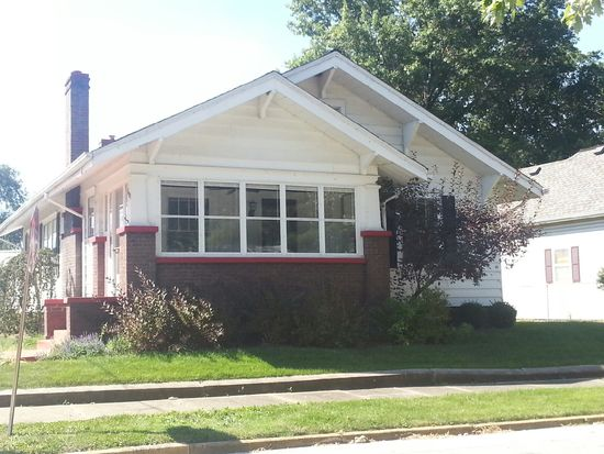 601 S 4th St, Vincennes, IN 47591