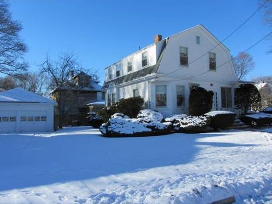 60 Crosman Ave, Swampscott, MA 01907