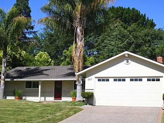 247 Valley Dr, Pleasant Hill, CA 94523